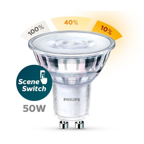Philips LED-spot SceneSwitch 5W GU10