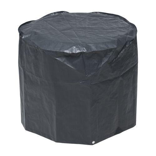 Nature beschermhoes voor barbecue PE 100 g/m² antraciet 60 xØ73cm