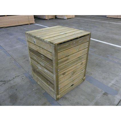 Bac à compost Solid 'S748' 660 L