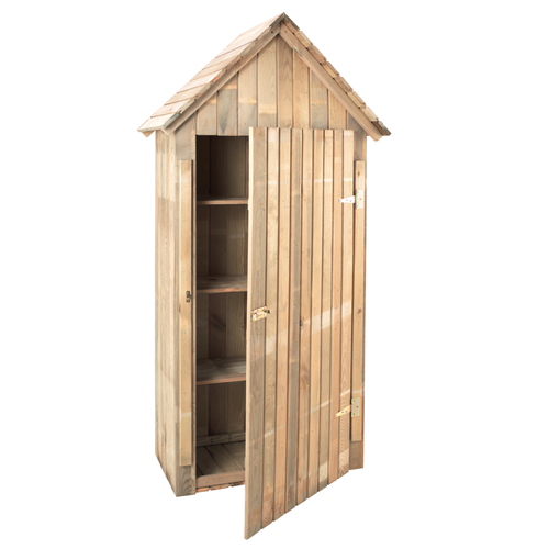 Forest Style tuinkast Wissant hout 195 x 79 cm