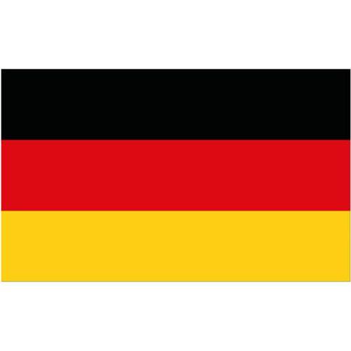 Batavia 4Grill Thermosticker Duitse vlag
