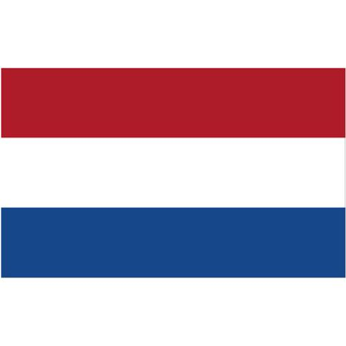 Batavia 4Grill Thermosticker Nederlandse vlag