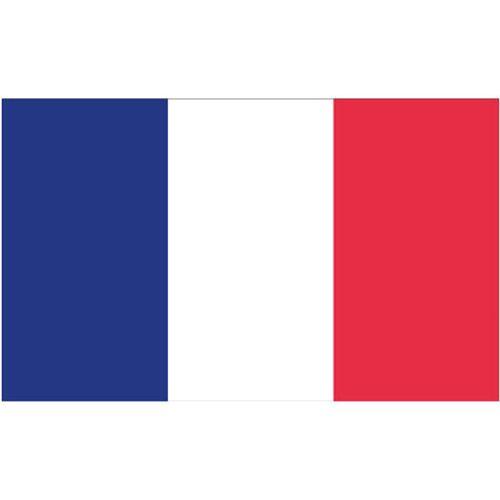 Batavia 4Grill Thermosticker Franse vlag