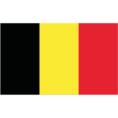 Batavia 4Grill Thermosticker Belgische vlag