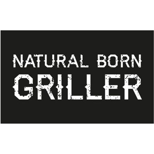 Batavia 4Grill Thermosticker National Born Griller 1