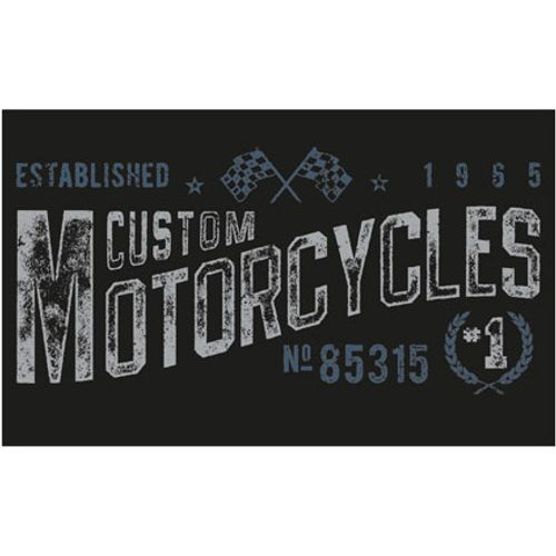 Batavia 4Grill Thermosticker Motorcycle 1