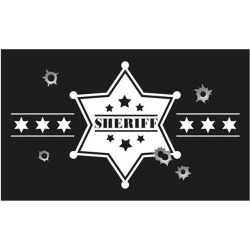 Batavia 4Grill Thermosticker Sheriff 2