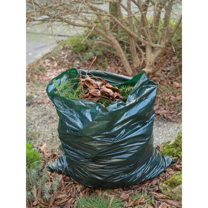 Sac à déchets Nature vert 150 L – 10 pcs
