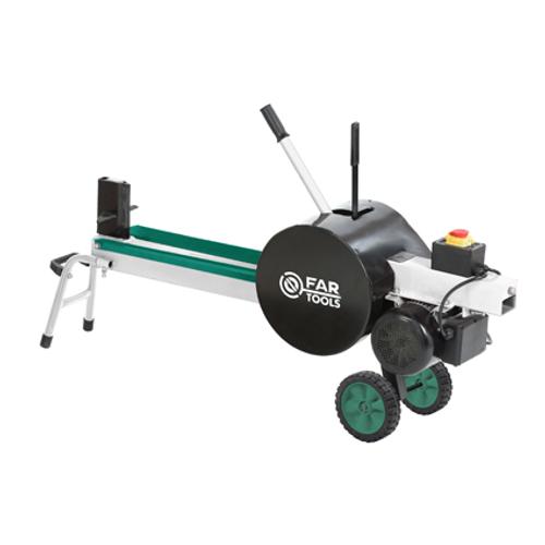 Far Tools snelle elektrische houtsplijter 1500 W