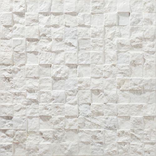 Mozaïek tegel Petra blanco 30x30cm