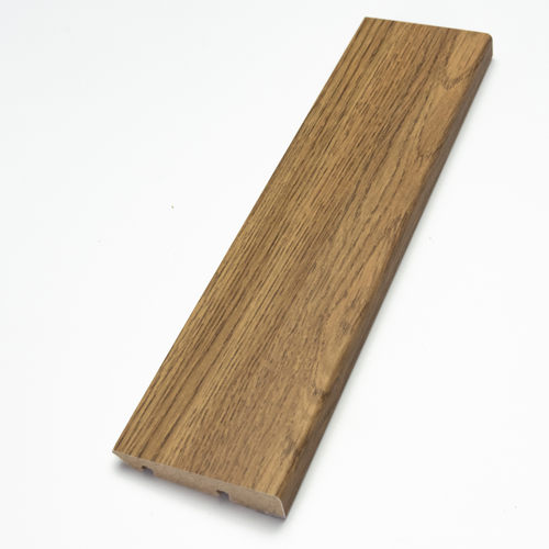 Plint MDF wilde eik 1,2x6cm