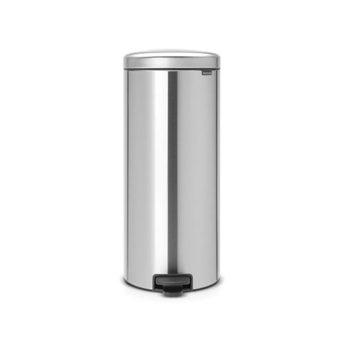 Brabantia pedaalemmer newIcon matt steel 30L