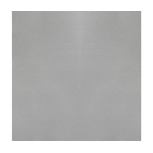 Tôle GAH Alberts aluminium lisse gris 100 x 20 cm x 0,8 mm