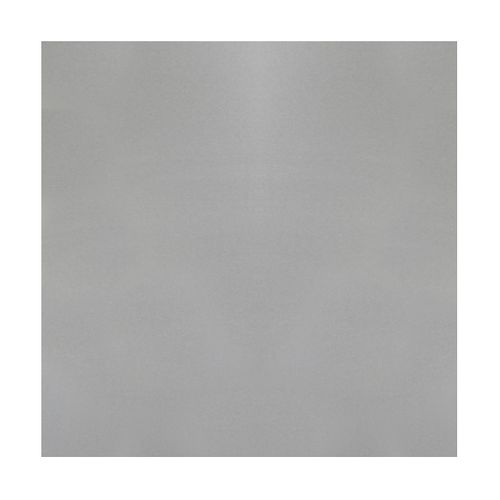 Tôle GAH Alberts aluminium lisse gris 100 x 60 cm x 0,8 mm