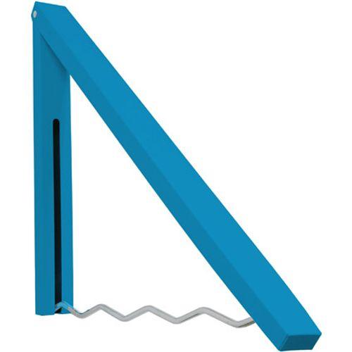 Best Home Products wandkapstok inklapbaar blauw