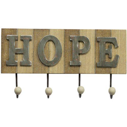 Best Home Products wandkapstok Hope 4 haken