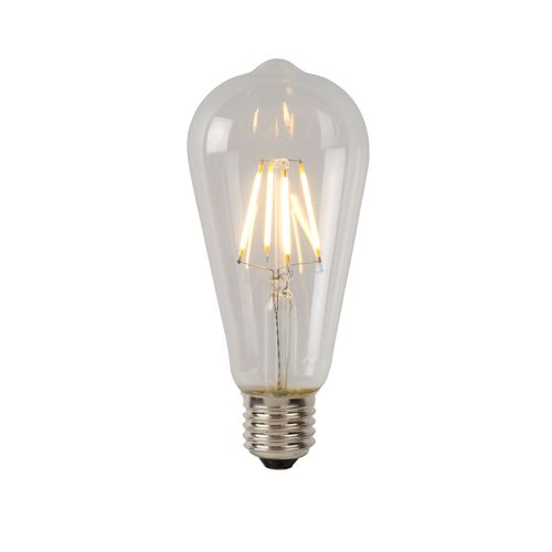 Lucide LED-lamp filament E27 5W warm wit