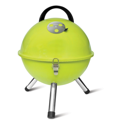 Barbecue Central Park Tome vert 32 cm