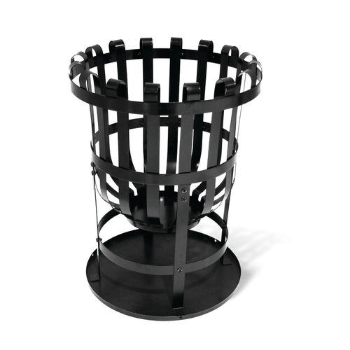 BBQ & Friends Soccora vuurkorf zwart Ø 40 cm