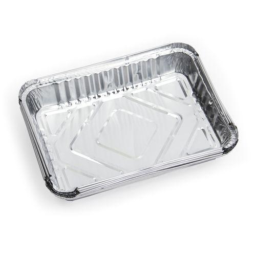 Central Park grillschaal aluminium klein – 5 stuks