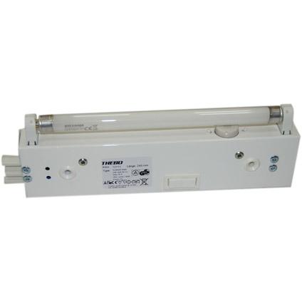 Doorkoppelbare TL-Verlichting Hoogte 35 mm Lengte 243 mm 6 watt