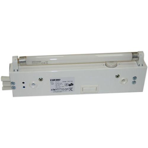 Doorkoppelbare TL-Verlichting Hoogte 28 mm Lengte 623 mm 18 watt