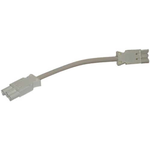Wieland koppelsnoer 20 CM  tbv Doorkoppelbare TL-Verlichting