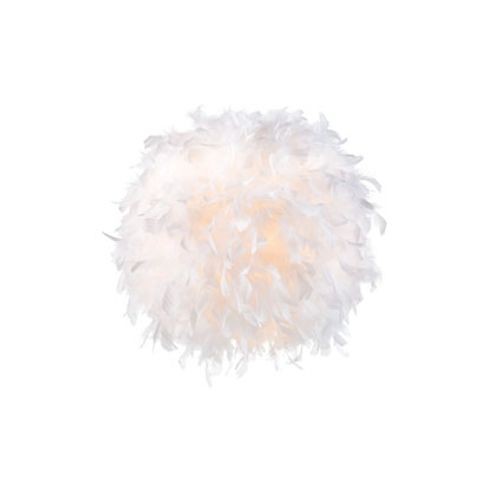 Abat-jour Home Sweet Home 'Cloud 30' blanc Ø 30 cm