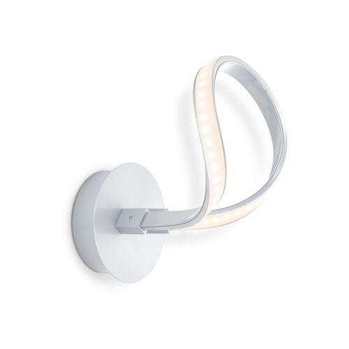Home Sweet Home wandlamp 'String' aluminium 4W