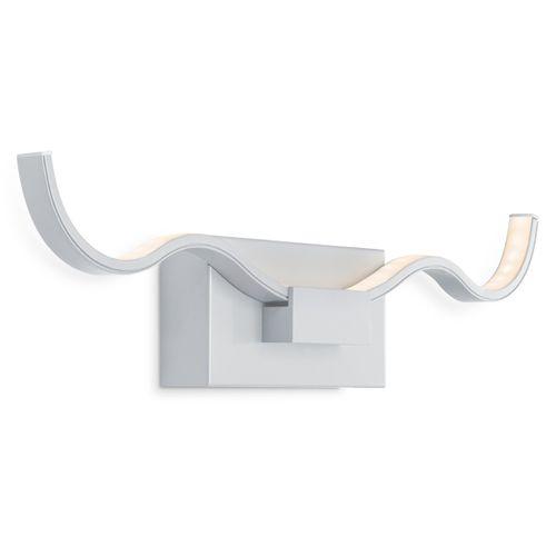 Home Sweet Home wandlamp 'Bull' aluminium 6W