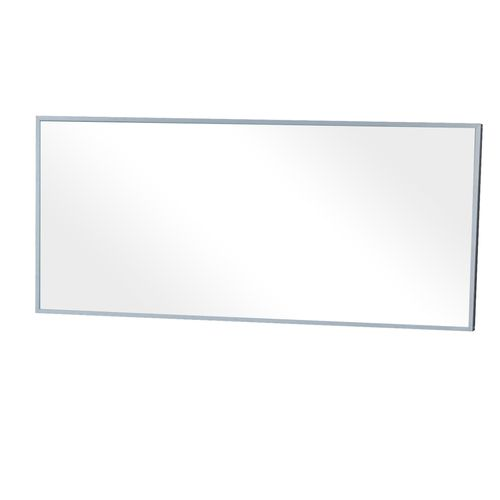 Differnz spiegel Force 113x50cm grijs