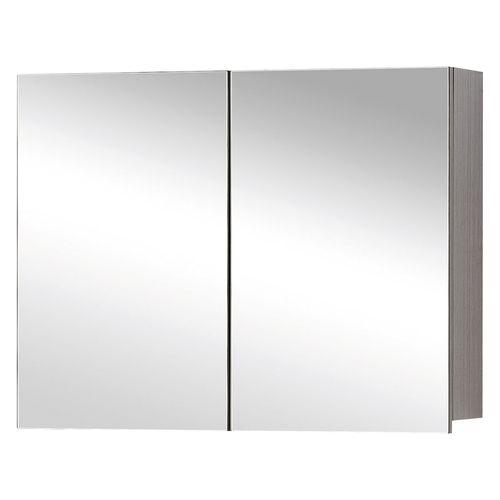 Differnz spiegelkast Style 60cm grijs eiken