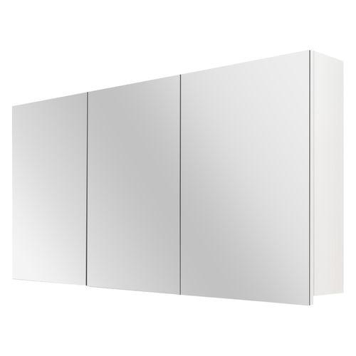 Differnz spiegelkast Style 120cm mat wit