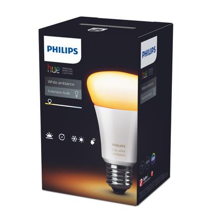 Philips Hue lichtbron White ambiance 9,5W E27