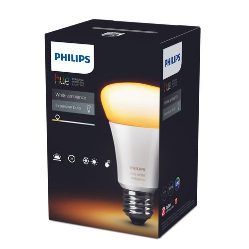 Philips Hue standaardlamp White Ambiance E27