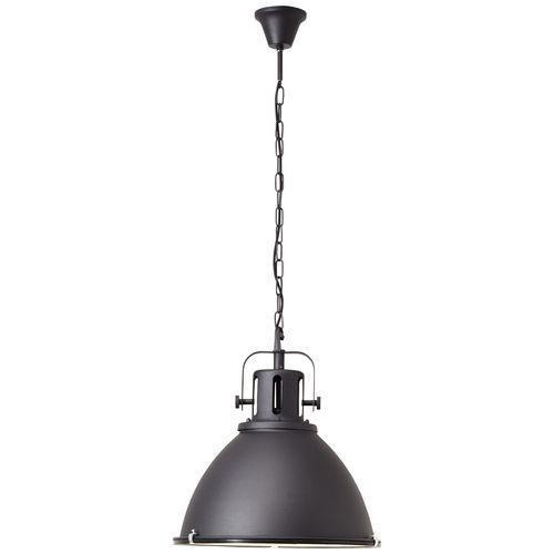 Brilliant hanglamp Jesper zwart Ø47cm