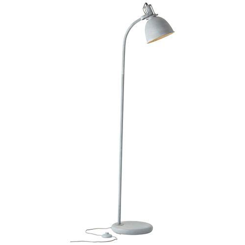 Brilliant vloerlamp Jesper betongrijs E27