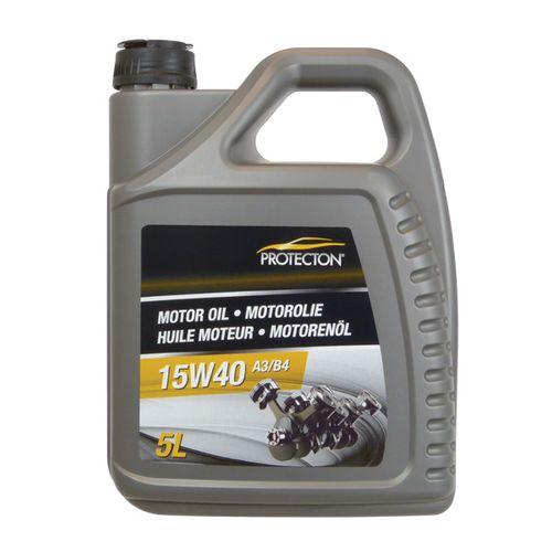 Protecton motorolie A3/B4 5 15W40 5L