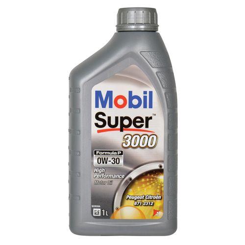 Mobil motorolie Super 3000 Formula P 0W-30 1L