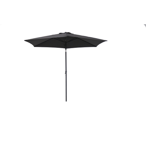 Parasol Central Park Sunny 2,88m anthracite