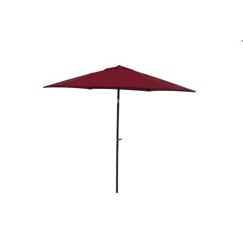 Central Park parasol Sunny 2,9m rood