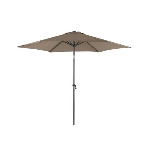 Central Park parasol Sunny 2,88m taupe