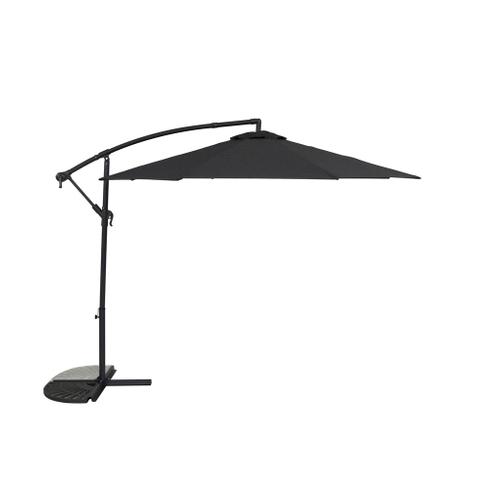 Central Park parasol Daze 2,9m antraciet