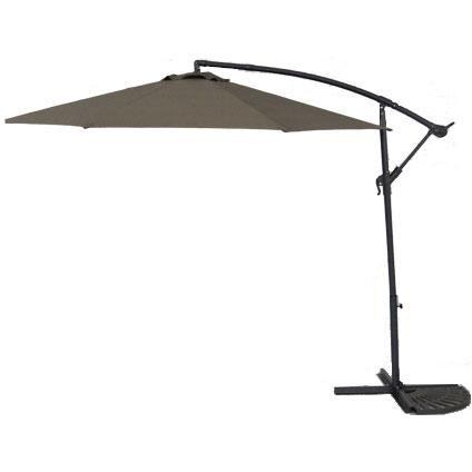 Central Park parasol Daze 2,9m taupe