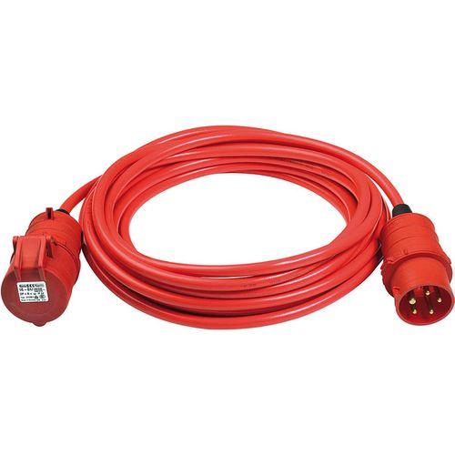 Brennenstuhl BREMAXX CEE-verlenging 10m rood AT-N07V3V3-F 5G1,5