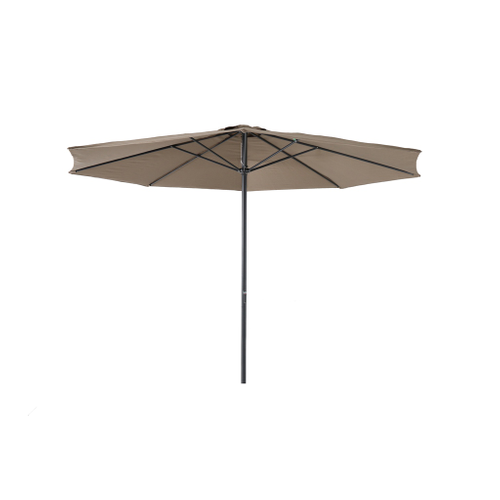 Parasol Central Park Sunny 3,36m taupe