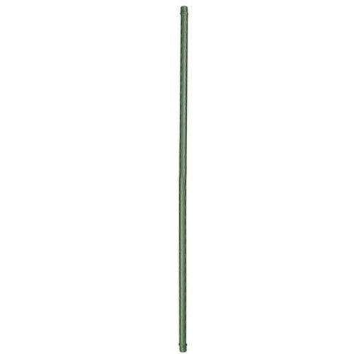 Tuteur matière synthétique vert Nature Ø 8 mm 210 cm