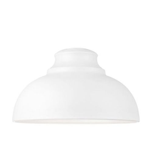 Abat-jour Home Sweet Home 'Takis' blanc Ø 29 cm