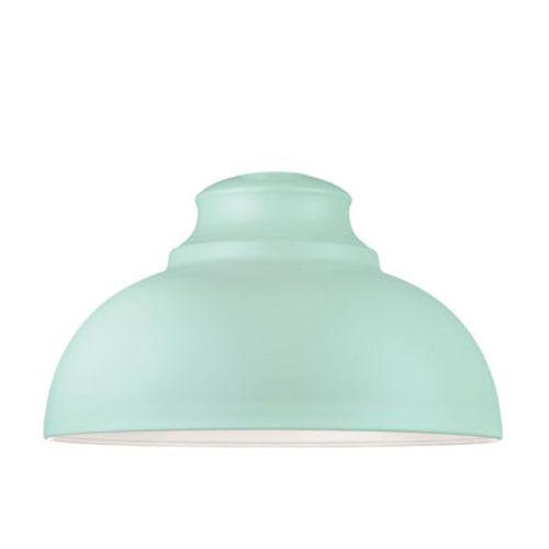 Home Sweet Home lampenkap 'Takis' groen Ø 29 cm