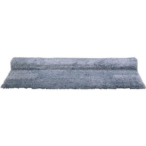 Vloerkleed Carice hoogpolig comfort lichtblauw 160 x 230 cm